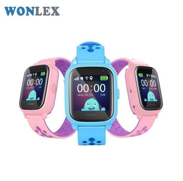 ساعت هوشمند Wonlex KT04